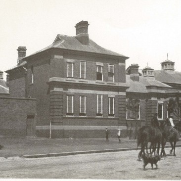 Maitland Courthouse taken c.1910