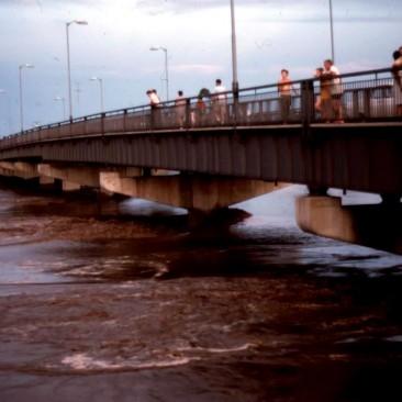 Belmore Bridge in 1973