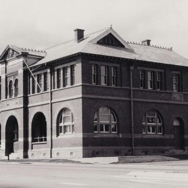 Maitland Lands Board office in 1994.jpg