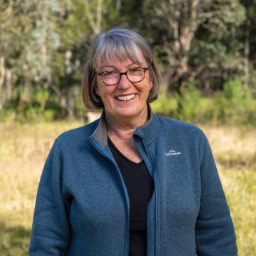 Anne Kelly gathered a few of her friends (socially distanced) to care for a reserve by regularly weeding and planting new species. Anne and her friends also enjoyed the peace and serenity from the native landscape.